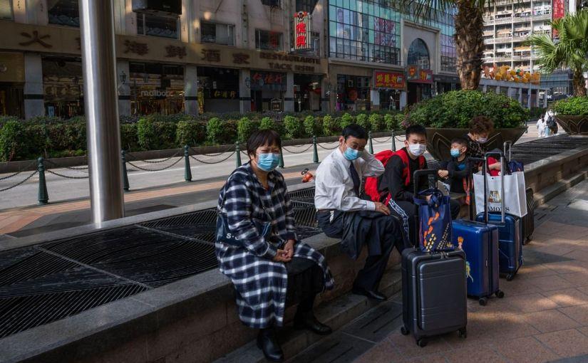 एअरलिफ्ट होंगे चीन में फंसेभारतीय