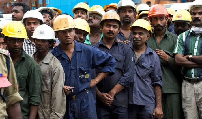 दिल्ली में कंस्ट्रक्शन पर रोक के बाद मजदूर हो रहे हैं बदहाल, आम आदमी पार्टी ने उठायासवाल
