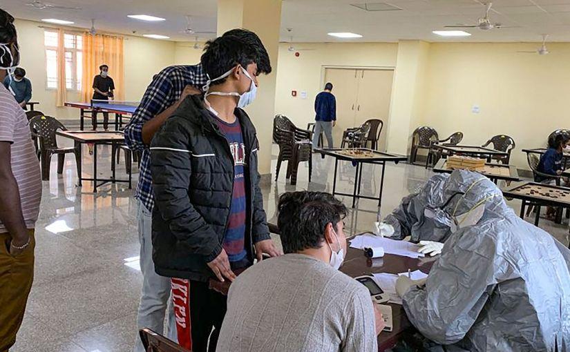 भारत की तरफ से चीन भेजी जाएगी चिकित्सासामग्री