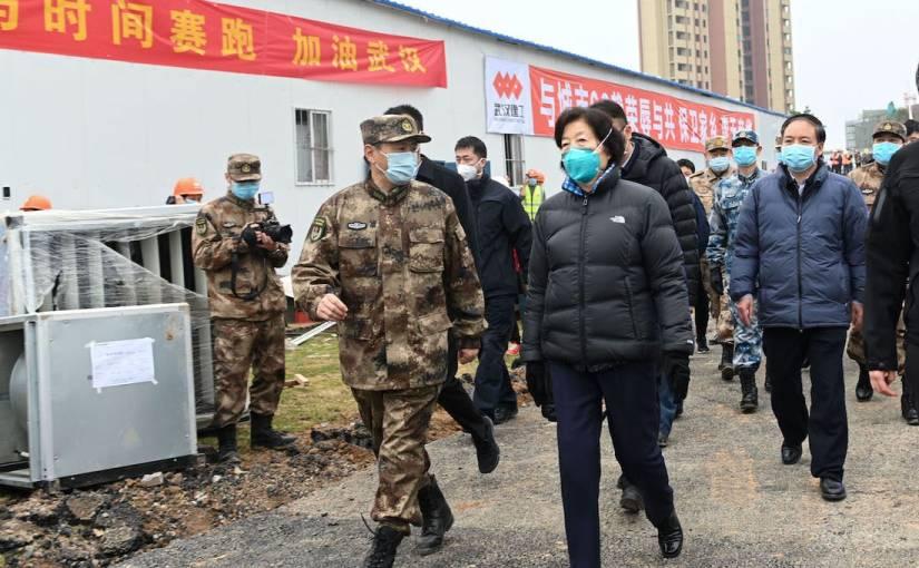 कोरोना वायरस फैलाने के लिए चीन ने अमेरिका को ठहरायाजिम्मेदार