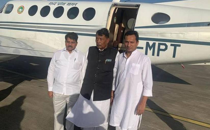 कमलनाथ की सिफारिश पर राज्यपाल ने हटाए सिंधिया समर्थक 6मंत्री