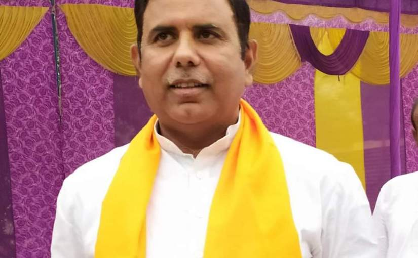 पूर्व निगम पार्षद और बुराड़ी विधानसभा से सांसद प्रतिनिधि गुलाब सिंह राठौड़ का विजन है 'स्पष्ट'
